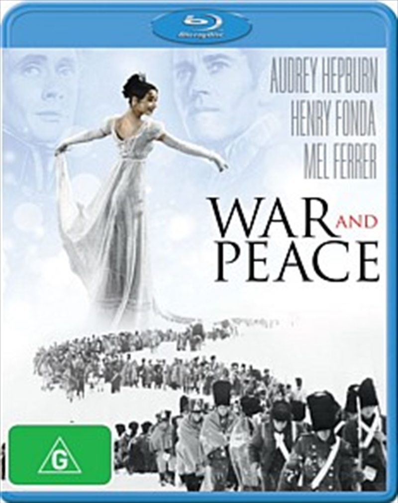 War And Peace | Blu-ray