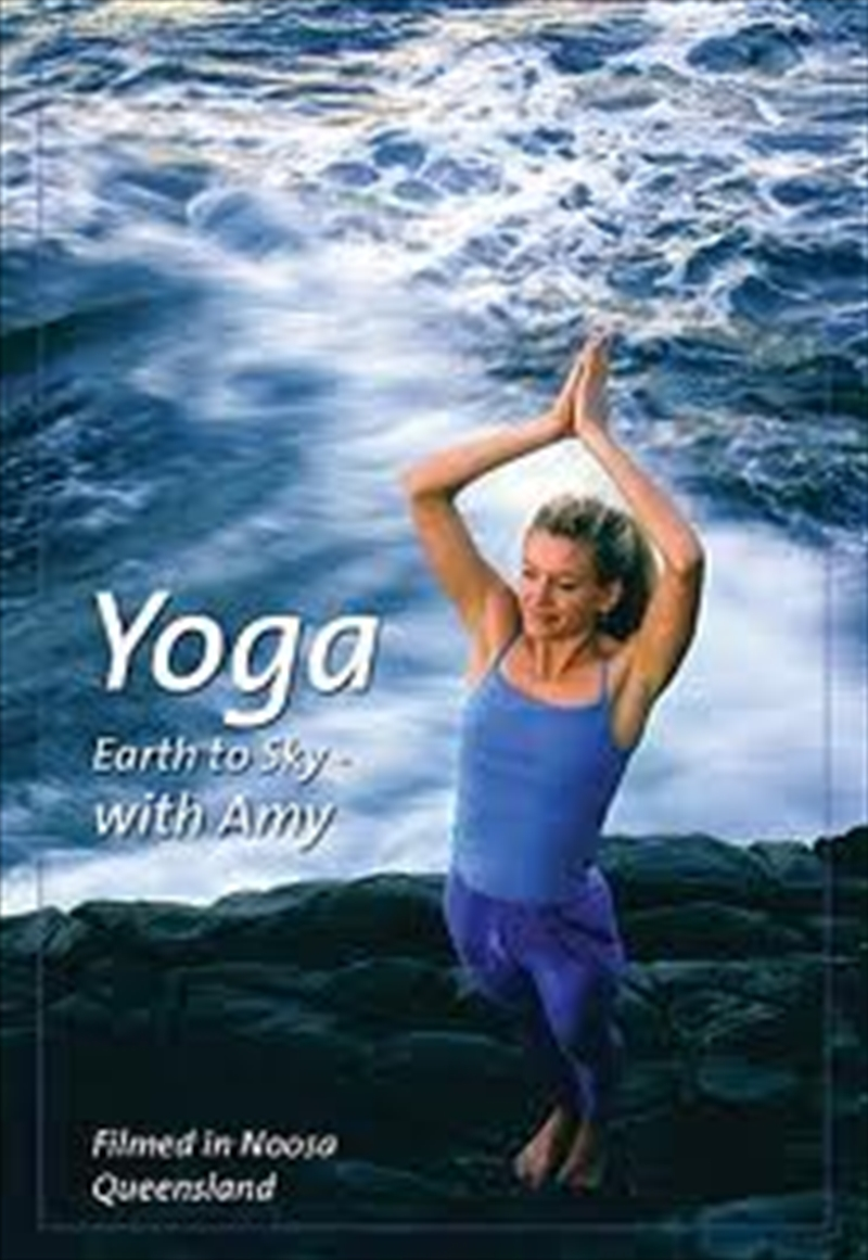 Yoga With Amy: Earth To Sky | DVD