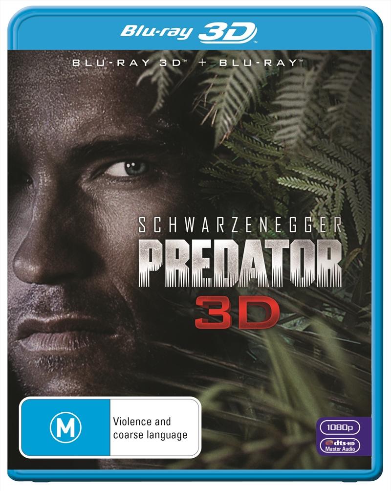 Predator 3D | Blu-ray 3D