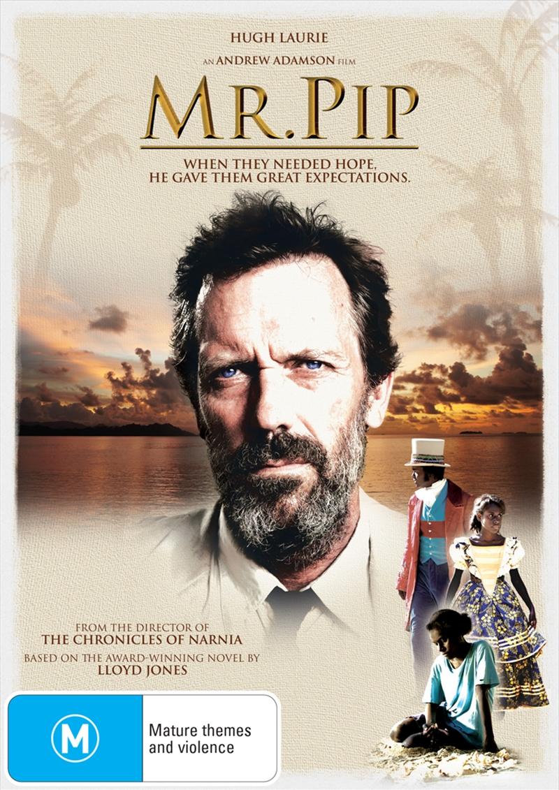 Mr Pip | DVD
