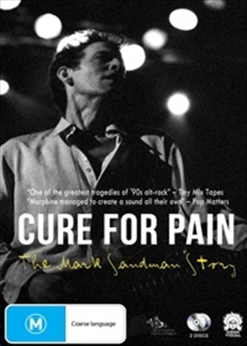 Cure For Pain | CD/DVD