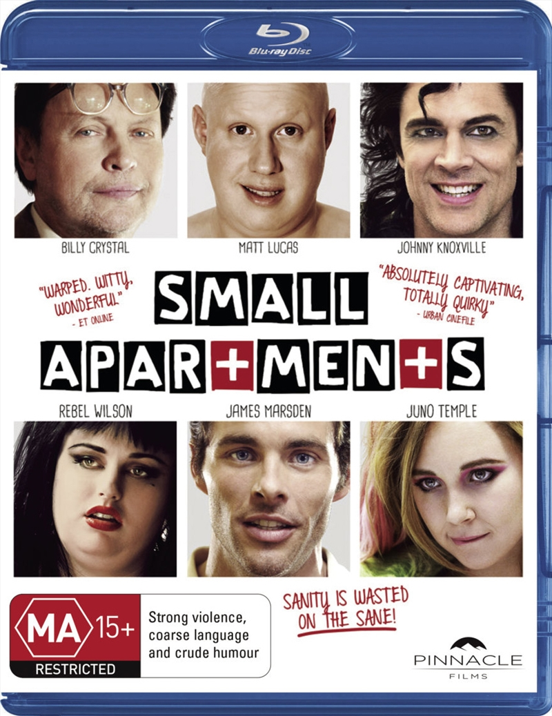 Small Apartments | Blu-ray