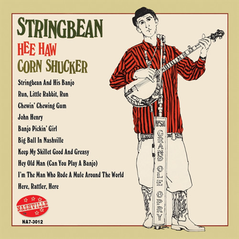 Hee Haw Corn Shucker | CD