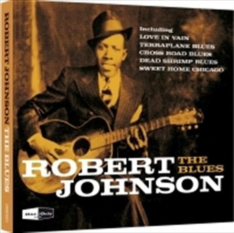 Blues: One And Only: Robert Johnson | CD