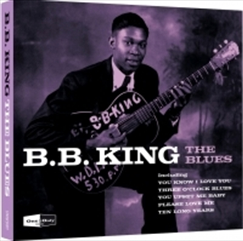 Blues: One And Only: BB King | CD