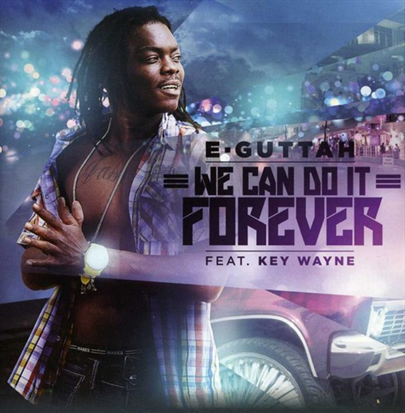 We Can Do It Forever   CD