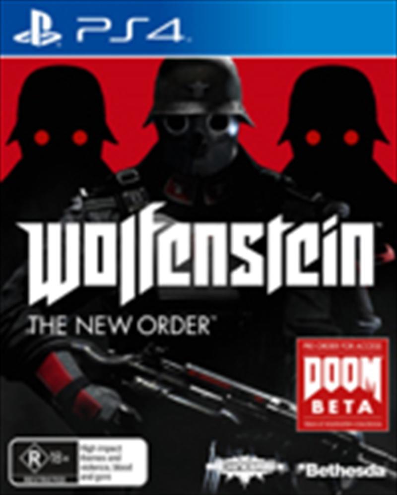 Wolfenstein The New Order | PlayStation 4