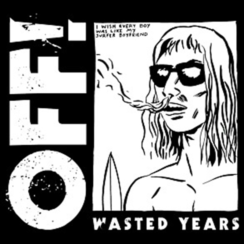 Wasted Years | CD