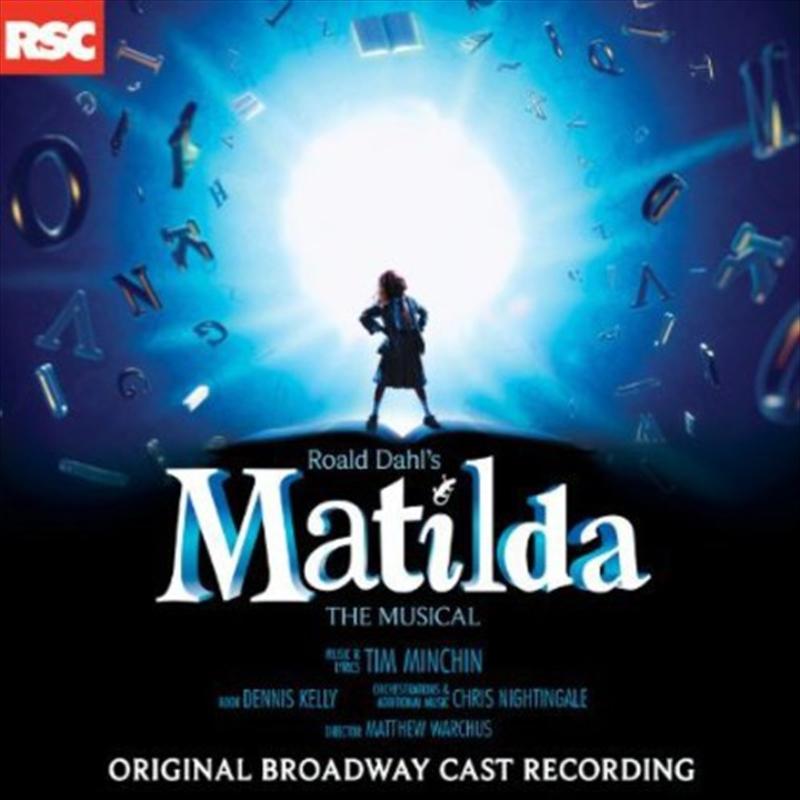 Matilda: Original Broadway Cast (Import) | CD