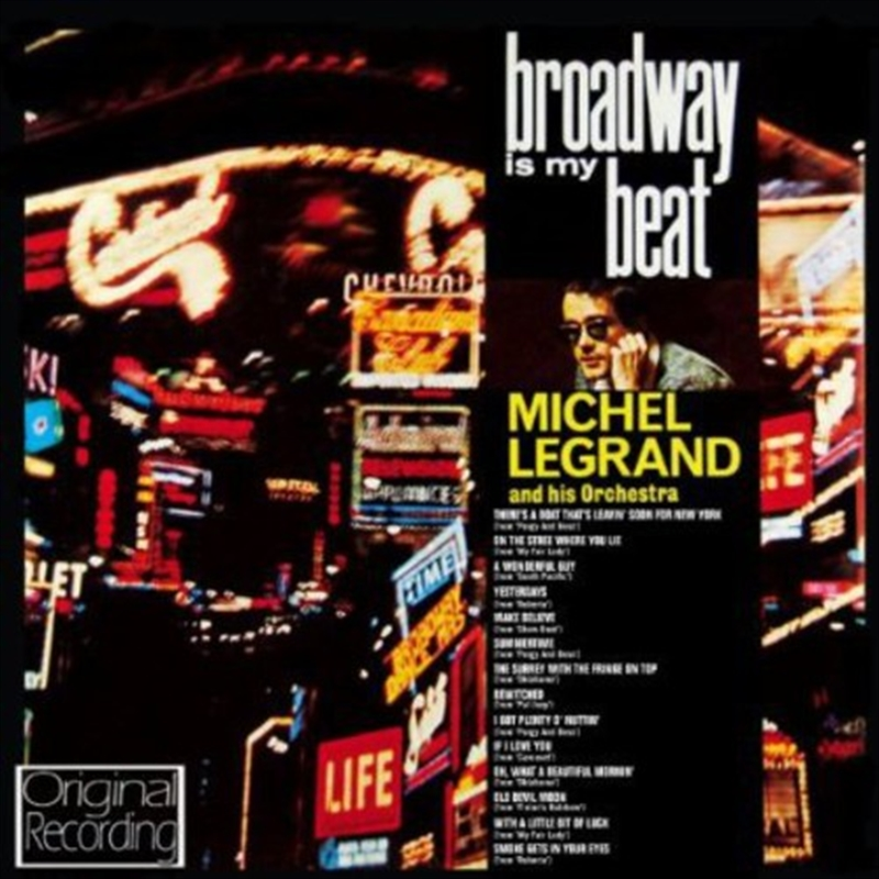 Broadway Is My Beat (Import) | CD