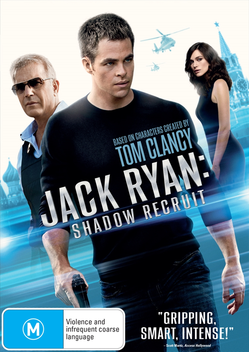 Jack Ryan: Shadow Recruit | DVD