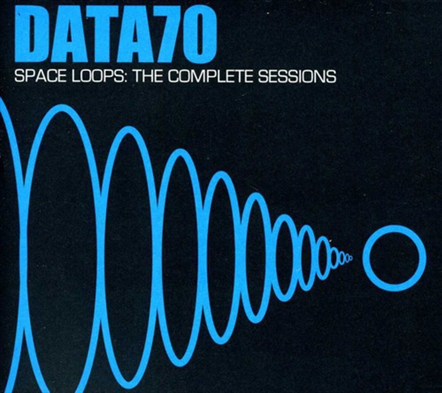 Space Loops Complete Sessions | CD