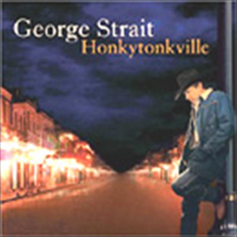 Honkytonkville | CD
