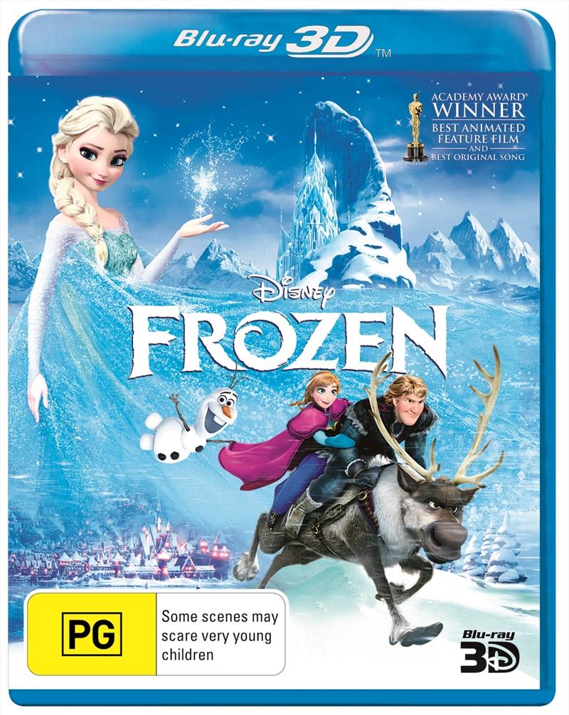 Frozen 3D | Blu-ray