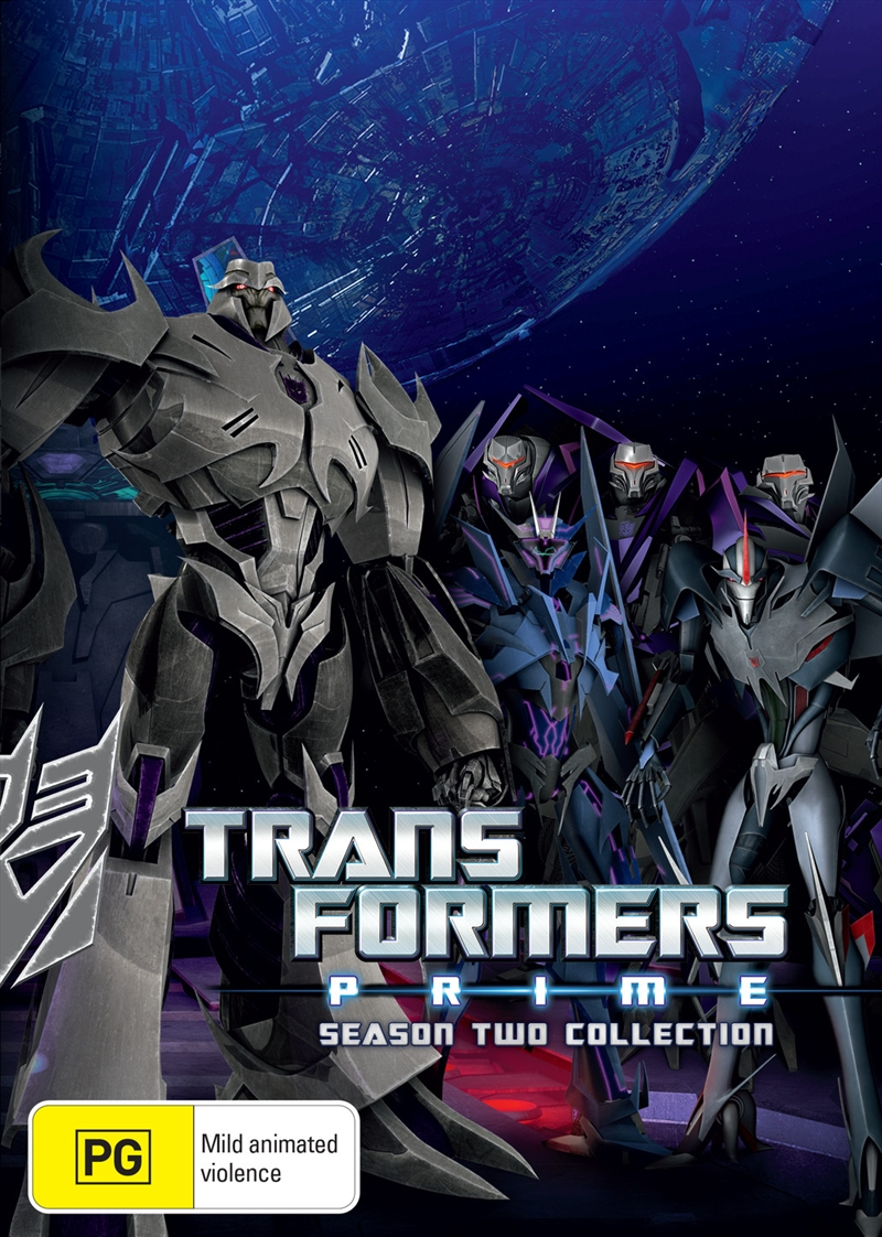 Transformers: Prime; S2