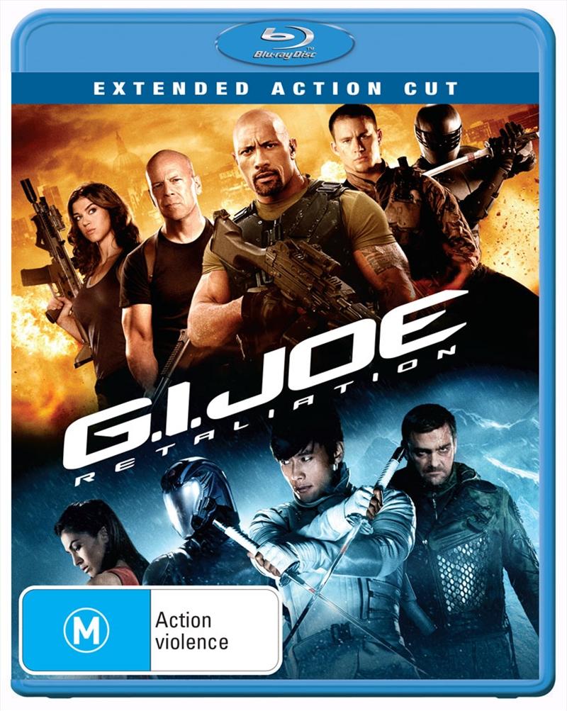GI Joe: Retaliation | Blu-ray