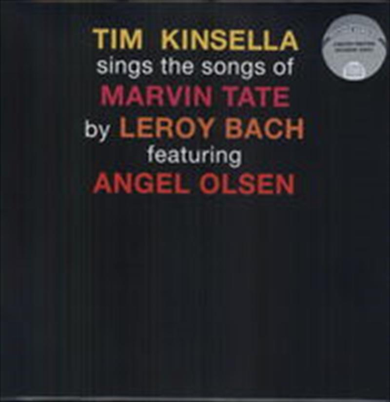 Tim Kinsella Sings The Songs | Vinyl