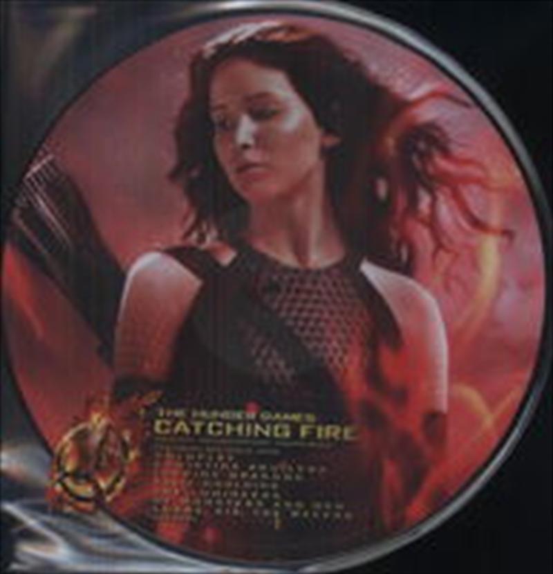 Hunger Games: Catching Fire   Vinyl