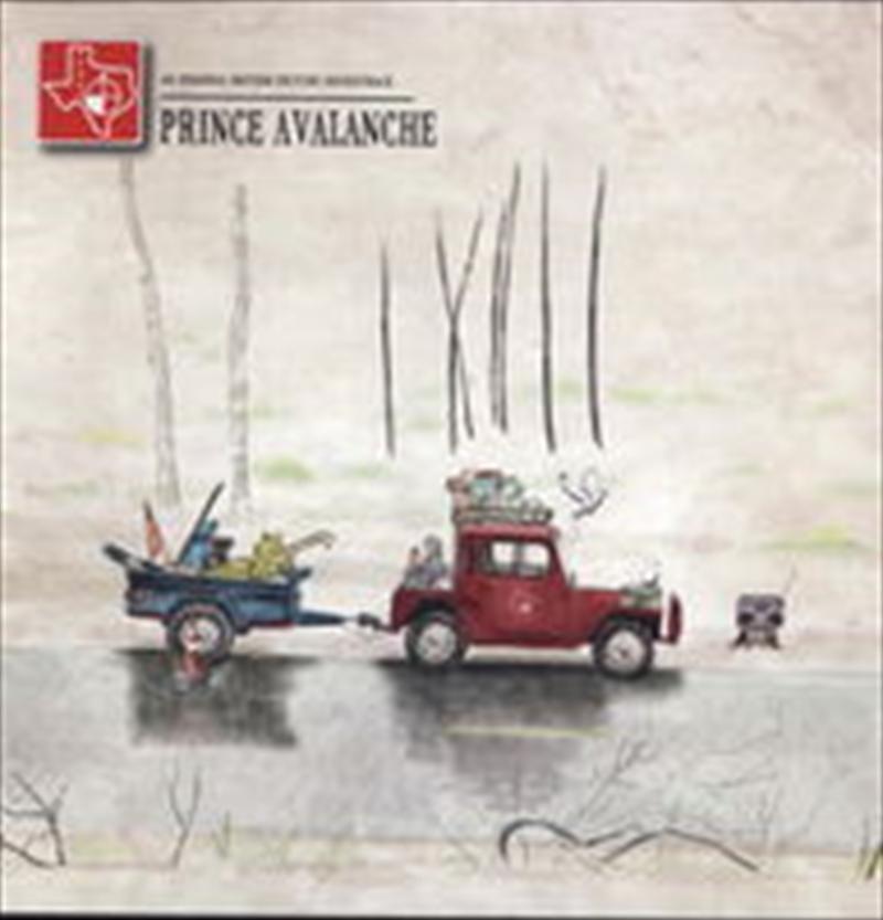 Prince Avalanche   Vinyl