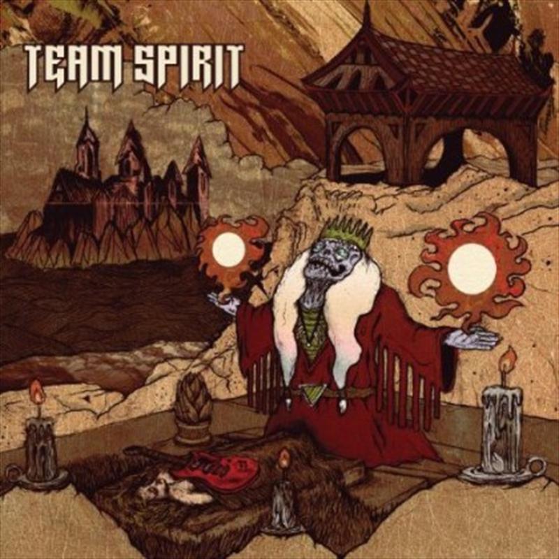 Team Spirit: EP | Vinyl