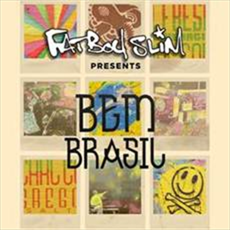 Fatboy Slim Presents Bem Brasil | CD