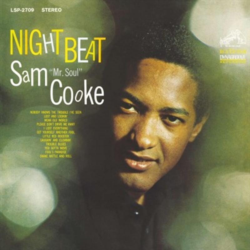 Night Beat | Vinyl