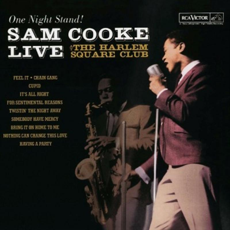 Live At The Harlem Square Club   Vinyl