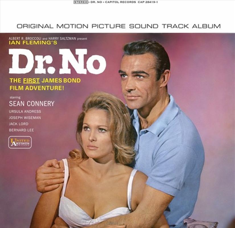 Dr No (Import)   Vinyl