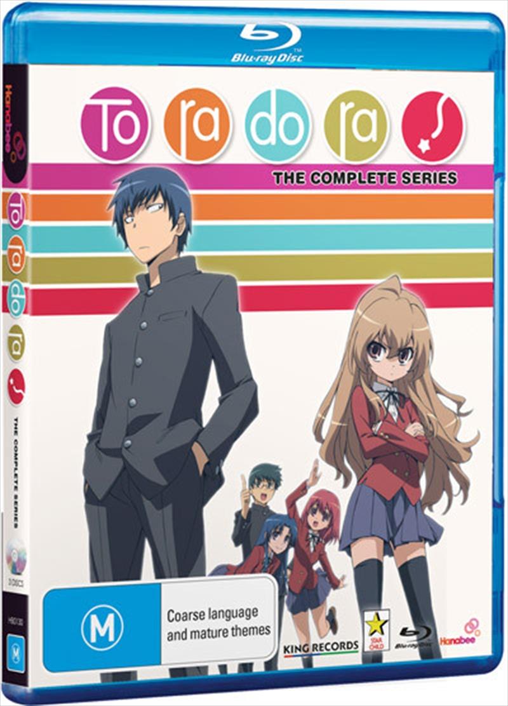 Toradora: Dubbed | Blu-ray