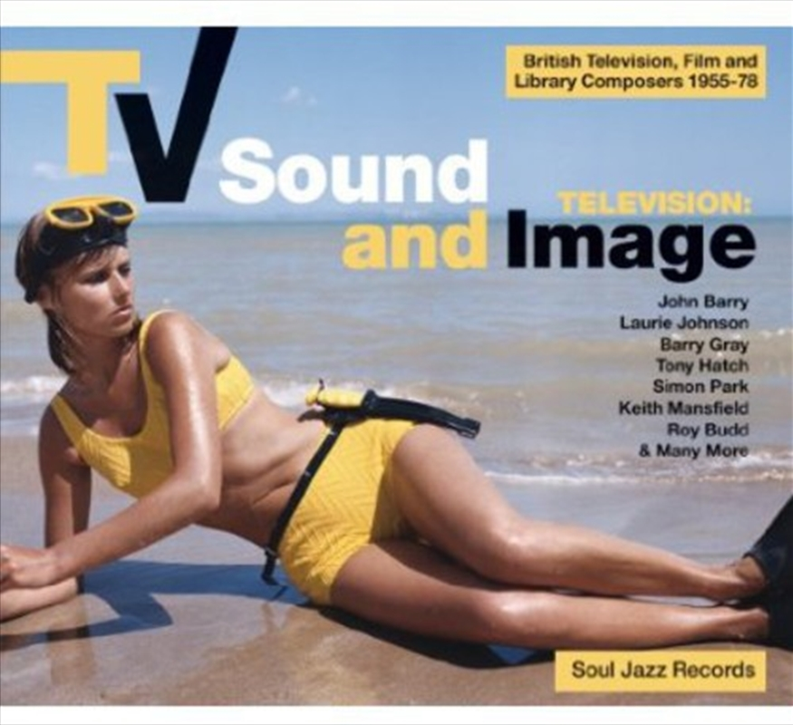 TV Sound And Image 1: British Television (Import) | Vinyl