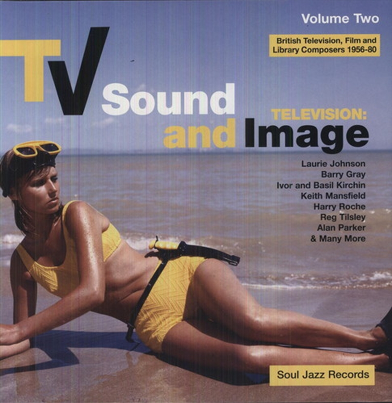 TV Sound And Image 2: British Televsion (Import) | Vinyl