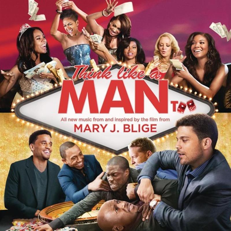 Think Like A Man Too | CD