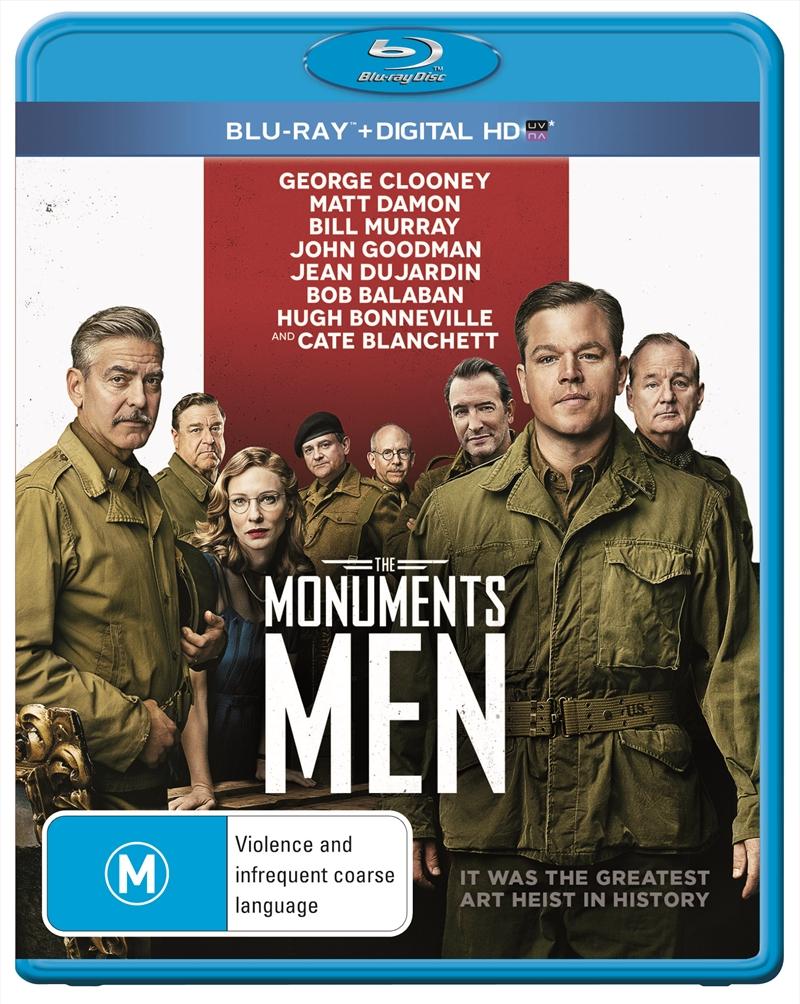 Monuments Men | Blu-ray