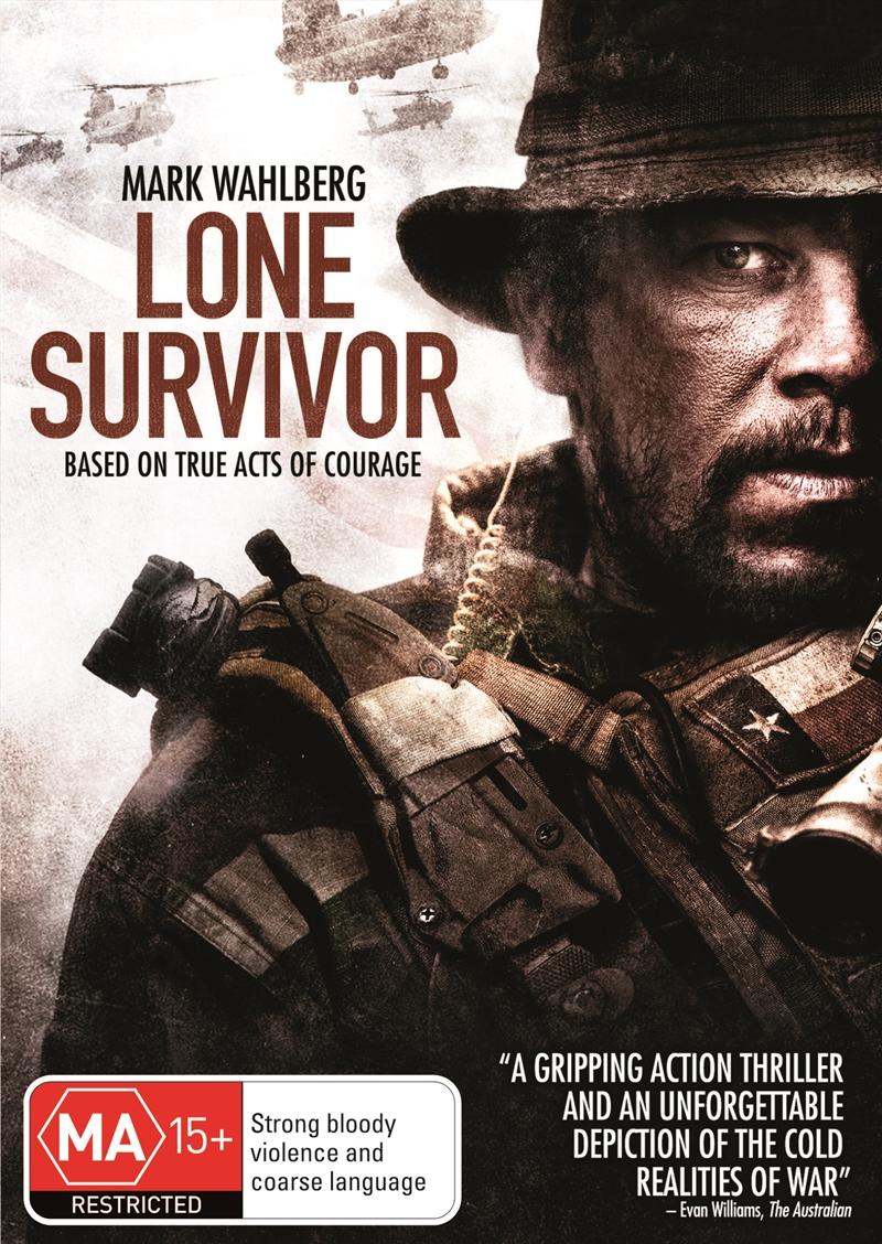 Lone Survivor | DVD