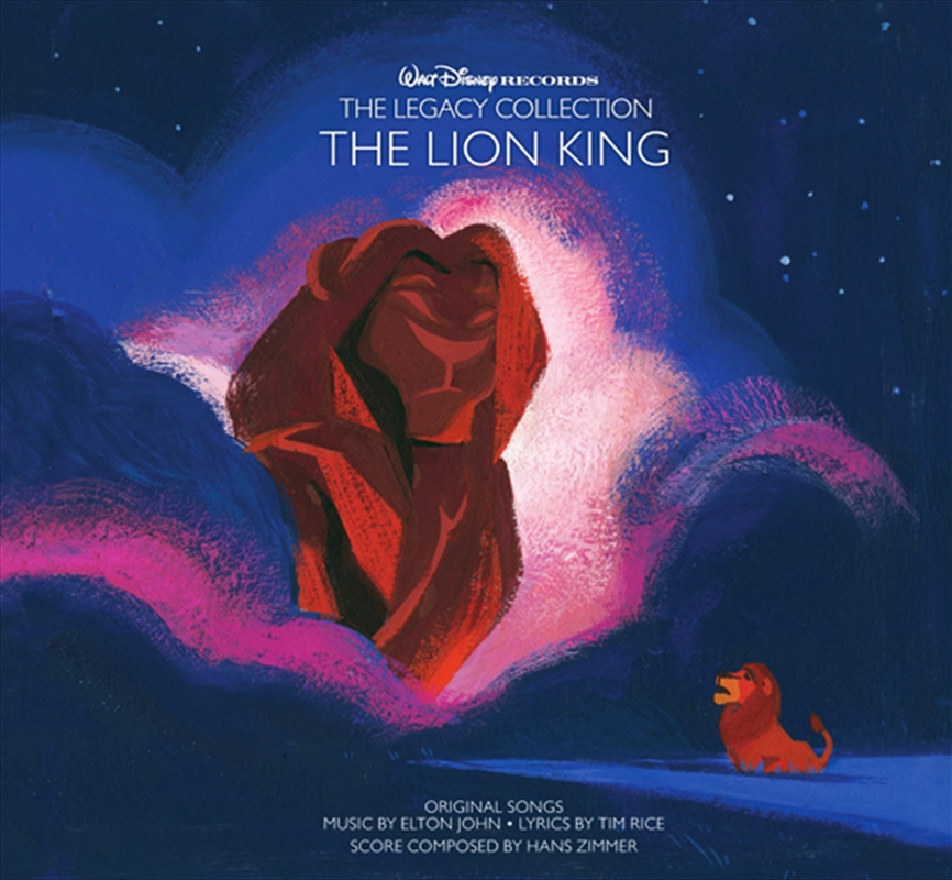 Walt Disney Records The Legacy Collection: The Lion King | CD