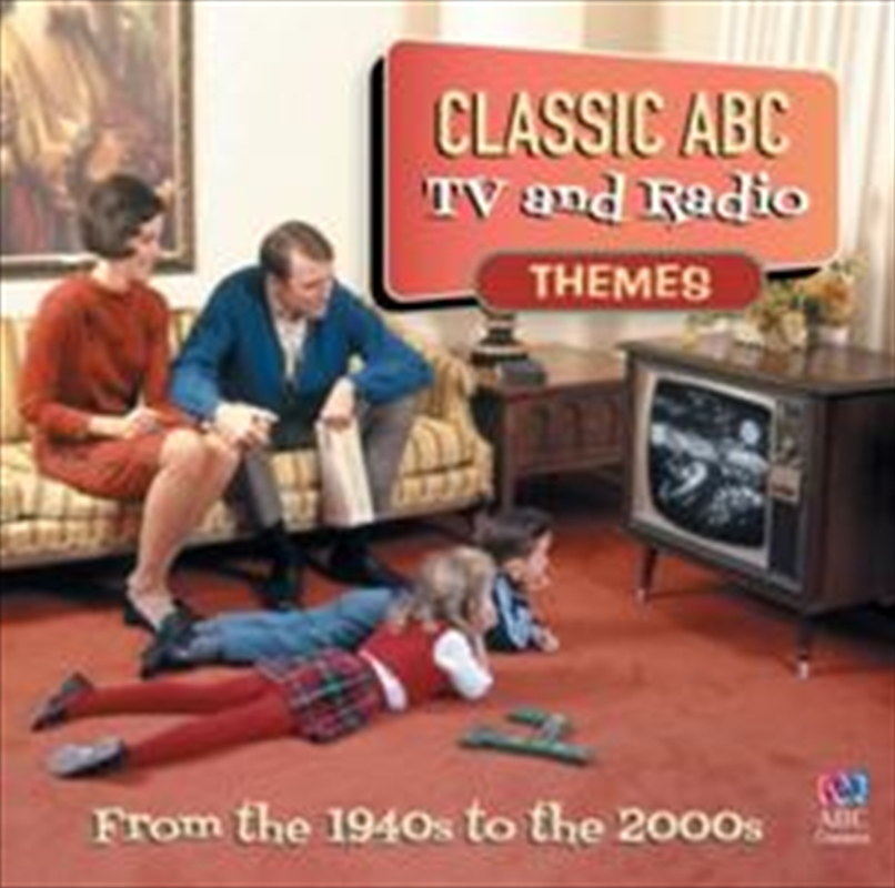 Classic ABC TV And Radio Themes | CD