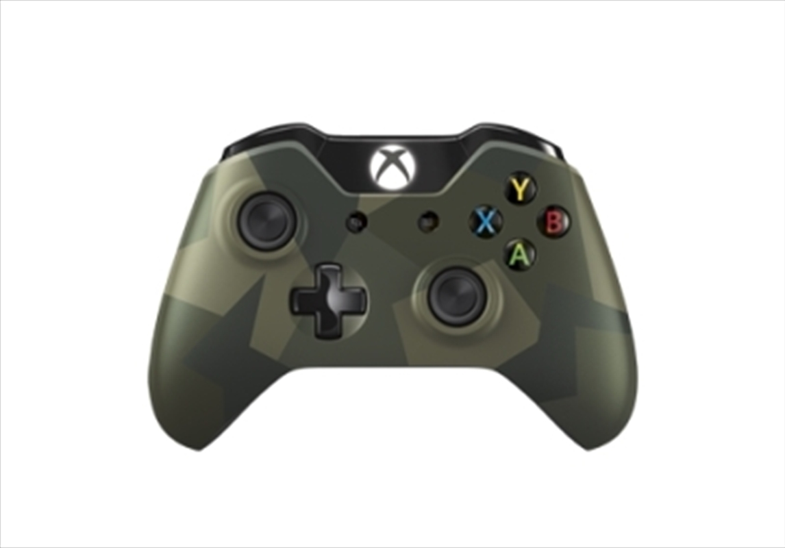 Xbox One Wireless Controller Armed Forces Limited Edition | Games