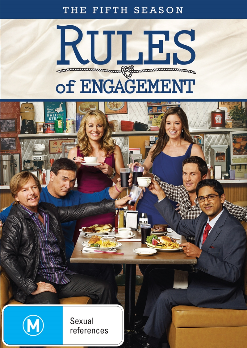 Rules Of Engagement - Season 5 | DVD