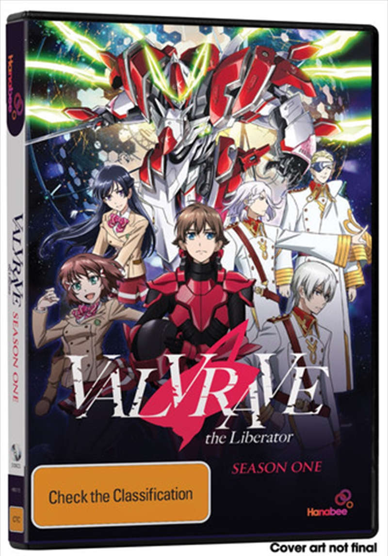 Valvrave: The Liberator; Part 1-2 | DVD