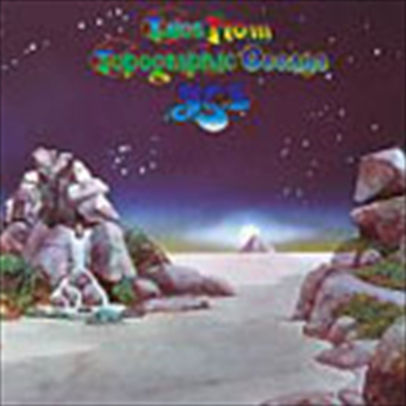 Tales From Topographic Oceans | CD