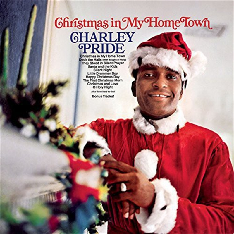 Christmas In My Home Town | CD