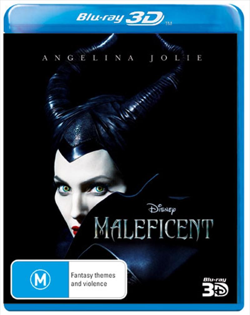 Maleficent 3D | Blu-ray 3D