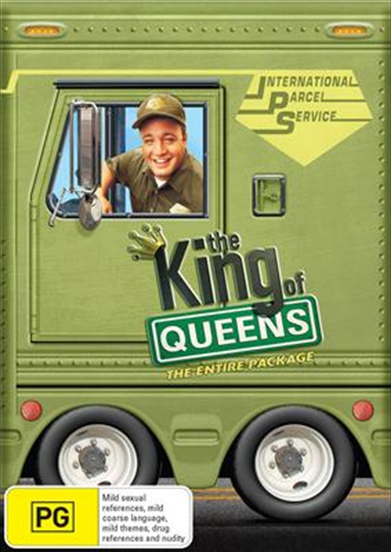 King Of Queens; Complete Series | DVD
