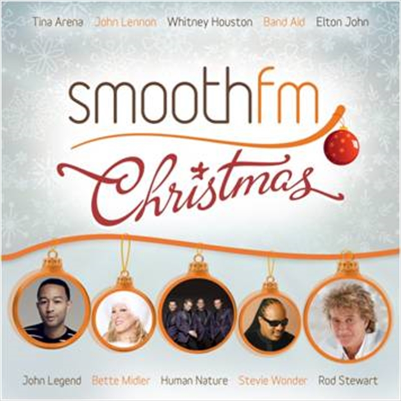 Smooth FM Christmas   CD