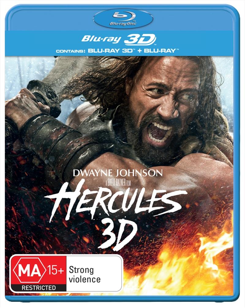 Hercules 3D | Blu-ray 3D