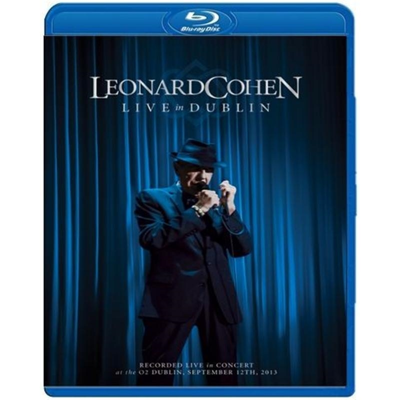 Live In Dublin | Blu-ray/CD