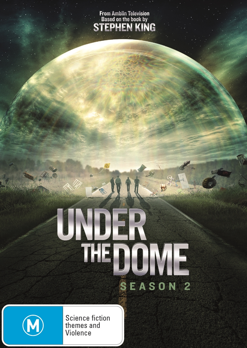 under the dome theme essay