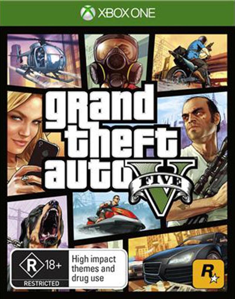 Grand Theft Auto 5 | XBox One