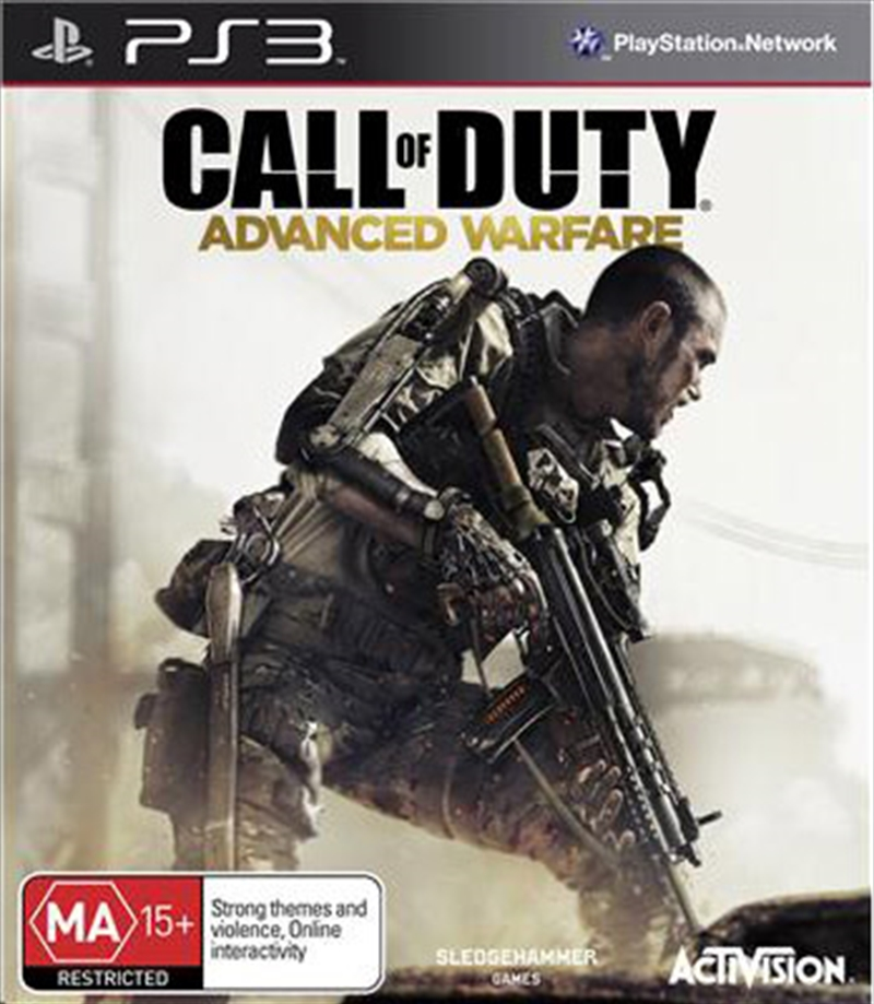 Call Of Duty Advanced Warfare | PlayStation 3