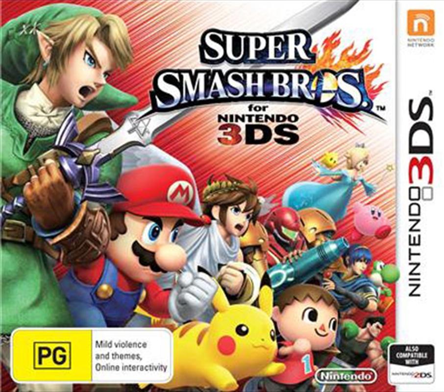 Super Smash Bros | Nintendo 3DS